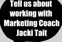 Working with Jacki Tait Real Estate Marketing Coach