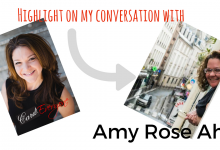 Making Calls Out of the Box – Highlighting Amy Rose Aho