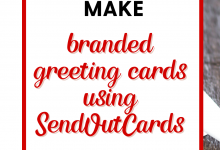 Creating a Custom Design for the Back of Your SendOutCards